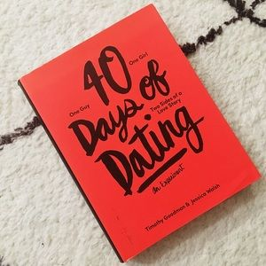 NWOT Design Book : 40 Days of Dating
